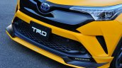 Toyota C-HR TRD Aggressive Style front spoiler launched