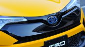 Toyota C-HR TRD Aggressive Style grille launched