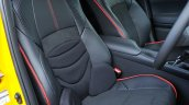 Toyota C-HR TRD Aggressive Style seat covers launched