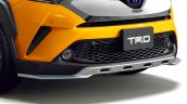 Toyota C-HR TRD Extreme Style bumper launched