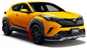 Toyota C-HR TRD Extreme Style front launched