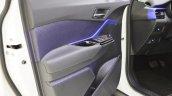 Toyota C-HR door panel at 2016 Bologna Motor Show