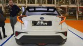 Toyota C-HR rear at 2016 Bologna Motor Show