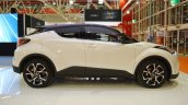 Toyota C-HR right side at 2016 Bologna Motor Show