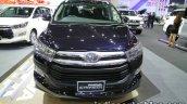 Toyota Innova Crysta front at 2016 Thai Motor Expo