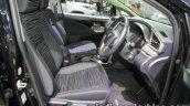 Toyota Innova Crysta front seats at 2016 Thai Motor Expo