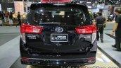 Toyota Innova Crysta rear at 2016 Thai Motor Expo