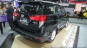 Toyota Innova Crysta rear three quarters right side at 2016 Thai Motor Expo
