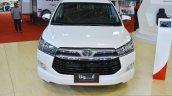 Toyota Innova front at 2016 Oman Motor Show