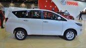 Toyota Innova profile at 2016 Oman Motor Show