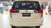 Toyota Innova rear at 2016 Oman Motor Show
