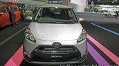 Toyota Sienta front at 2016 Thai Motor Expo