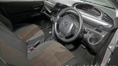 Toyota Sienta interior at 2016 Thai Motor Expo