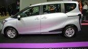 Toyota Sienta profile at 2016 Thai Motor Expo