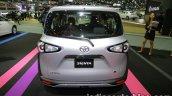 Toyota Sienta rear at 2016 Thai Motor Expo