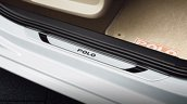 VW Polo Crest editions sill plaque launched in India