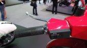Vespa PX125 gearshift at Thai Motor Expo