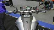 Yamaha MT-03 handlebar at Thai Motor Expo