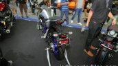Yamaha MT-03 rear at Thai Motor Expo