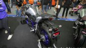 Yamaha MT-03 rear three quarter at Thai Motor Expo