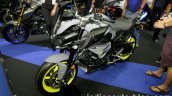 Yamaha MT-10 front three quarter left at Thai Motor Expo