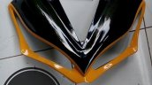 Yamaha R15 v2.0 coverlamp by Elshop Modified black and yellow