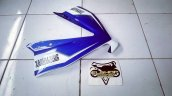 Yamaha R15 v2.0 coverlamp by Elshop Modified white and blue