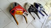 Yamaha R15 v2.0 rear seat cowl by Elshop Modified