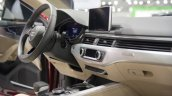 2017 Audi A5 Sportback dashboard at 2017 Vienna Auto Show