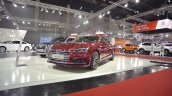 2017 Audi A5 Sportback front three quarters left side second image at 2017 Vienna Auto Show