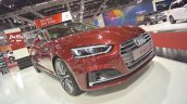 2017 Audi A5 Sportback front three quarters right side at 2017 Vienna Auto Show