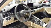 2017 Audi A5 Sportback interior at 2017 Vienna Auto Show