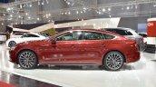 2017 Audi A5 Sportback profile at 2017 Vienna Auto Show