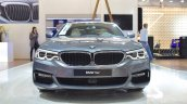 2017 BMW 5 Series (BMW 530d xDrive) at 2017 Vienna Auto Show front
