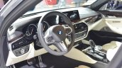 2017 BMW 5 Series (BMW 530d xDrive) at 2017 Vienna Auto Show interior
