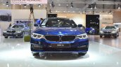 2017 BMW 5 Series (BMW 540i) at 2017 Vienna Auto Show front