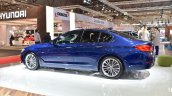 2017 BMW 5 Series (BMW 540i xDrive) at 2017 Vienna Auto Show rear three quarters