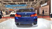 2017 BMW 5 Series (BMW 540i xDrive) at 2017 Vienna Auto Show rear