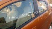 2017 Chevrolet Beat interior seats spy shot