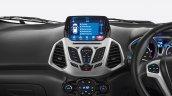2017 Ford EcoSport Platinum Edition door ajar warning