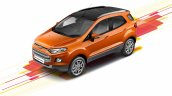 2017 Ford EcoSport Platinum Edition