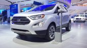 2017 Ford EcoSport (facelift) front three quarters left side NAIAS 2017