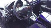 2017 Ford EcoSport (facelift) interior NAIAS 2017