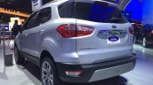 2017 Ford EcoSport (facelift) rear three quarters left side NAIAS 2017