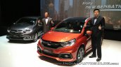 2017 Honda Mobilio RS Indonesia launch