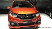 2017 Honda Mobilio RS front Indonesia launch