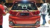 2017 Honda Mobilio RS rear Indonesia launch