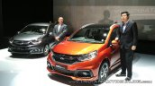 2017 Honda Mobilio and Mobilio RS Indonesia launch