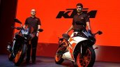 2017 KTM RC390 and 2017 KTM RC200 launched in India