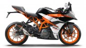 2017 KTM RC390 right